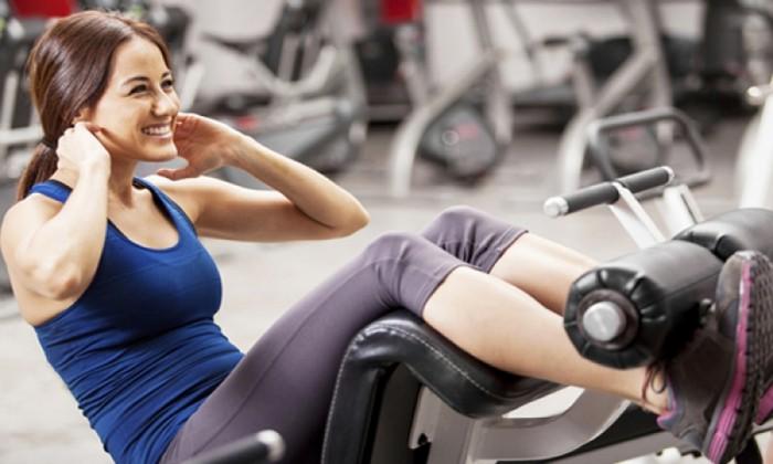 5 bài tập giảm mỡ bụng cho nữ tại phòng gym hiệu quả trong 1 tuần