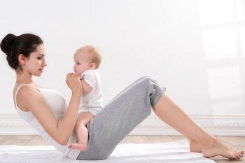 Top 7+ bài tập giảm cân sau sinh giúp các mẹ lấy lại vóc dáng thon thả