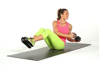 5+ bài tập giảm mỡ bụng với tạ hiệu quả tại nhà