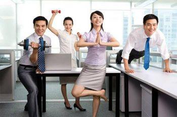 Tổng hợp 5+ bài tập giảm cân cho dân văn phòng chỉ với 10 phút