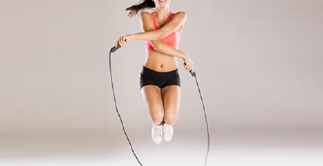 Bài tập nhảy dây