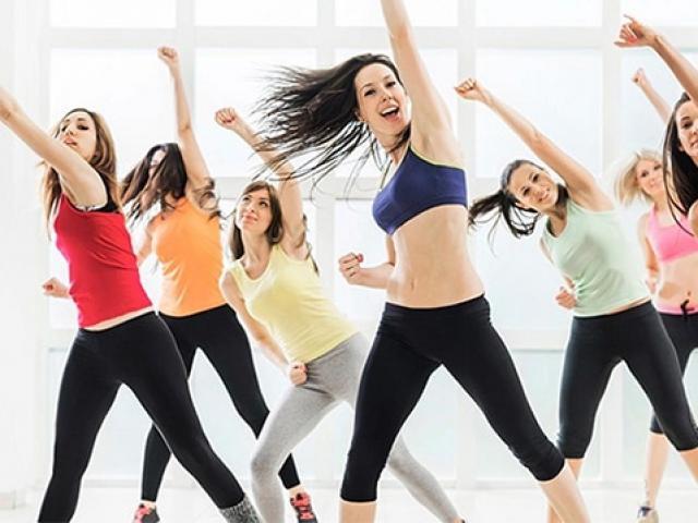 Tác dụng của tập aerobic – Giúp bạn có thân hình thon gọn