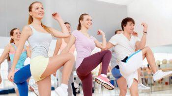 Tại sao những bài tập giảm cân aerobic được nhiều chị em yêu thích ?