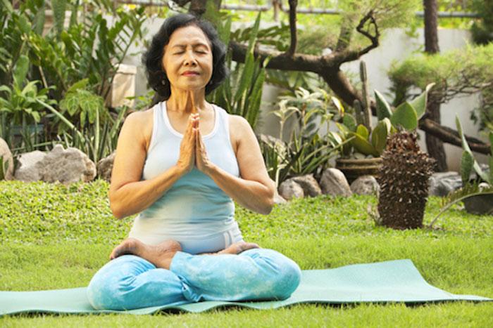 Tư thế Yoga cơ bản