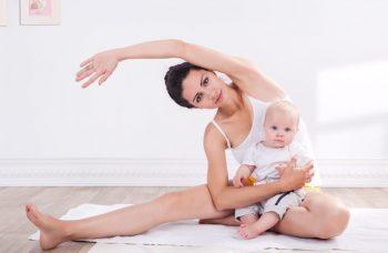 Thời điểm an toàn để bắt đầu tập luyện sau sinh